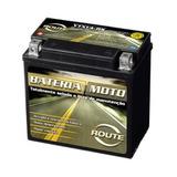 Bateria Honda Quadriciclo Fourtrax Trx 300 350 400 420