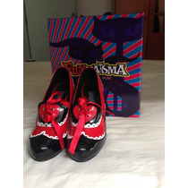 Sapato Fantasia Rainha De Copas