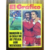 Revista El Gráfico Nº 2868, Año 1974 - Argentina