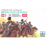 Soldados Napoleonicos British Dragoons 1:72