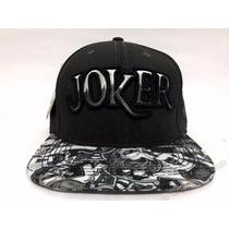 Boné Original Lords Aba Reta Snapback Joker Masculino Skate