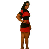 Flamengo Vestido Polo