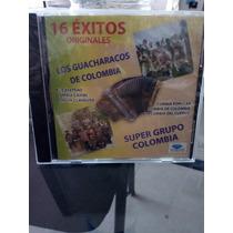 Exitos, Los Guacharacos De Colombia Vs Super Grupo Colombia