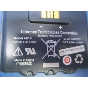 Bateria Para Computador Portatil Intermec Modelo: Ab16