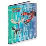Ultra Pro Pokemon Xy 9 De Bolsillo Grande De La Cartera
