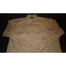 Camisa Jf Ferrar Xxl Largo 81cm Axila 68 T.18-18 1/2manga La