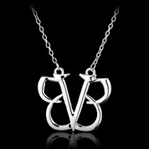 Collar Black Veil Brides Metal Alternativo Bvb
