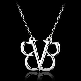 Collar Black Veil Brides Metal Alternativo Bvb