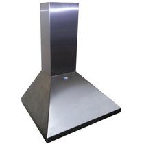 Campana De Cocina Acero Inox 60cm Doble Turbina Envio Gratis