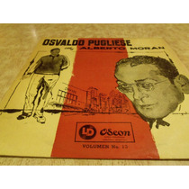 Osvaldo Pugliese Vinilo Impecable De Coleccion