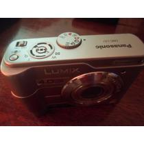 Câmera Digital Lumix 4mp Panasonic Dmc-ls1 - Leia O Anúncio