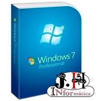 Windows 7 Pro 32 / 64 Bits Chave De Ativação Online Fpp