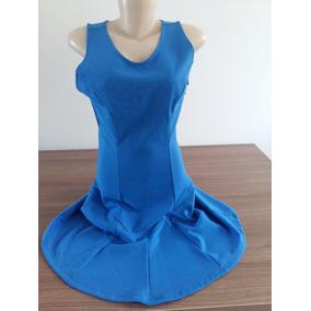Vestido Zinco Tamanho P
