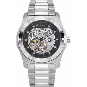 Reloj Armintron 204406svsv Nuevo Original