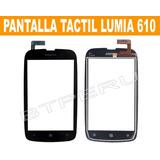 Pantalla Tactil Original Para Nokia Lumia 610