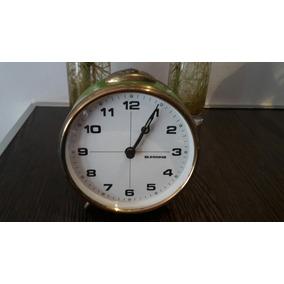 Reloj Despertador Cuerda Sin Funcionar Marca Blessing Aleman