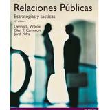Relaciones Publicas Wilcox 10 Pearson * 2