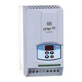 Inversor De Frequência 4a 1cv 220v Monofásico 10413799 - Weg