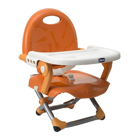 Silla Chicco Pocket Snack- Naranja