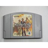 Ogre Battle 64 Version Japonesa -original- Nintendo 64 N64