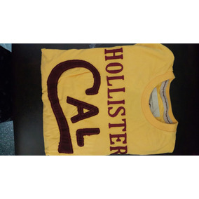 Remeras Hombre Hollister Abercrombie Talle S