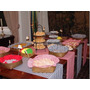 10 Toalha Xadrez Festa Infantil 140x140 Festa Caipira