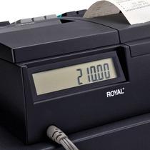 Caja Registradora Electrica Royal 210dx 1500 Artic Impresora