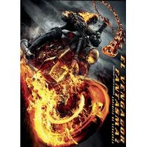 El Vengador Fantasma 2 Espiritu De Venganza, Pelicula Dvd