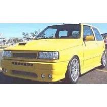 Fiat Uno 91-04 Spoiler Delantero Sport Sin/con Pala.