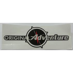Emblema Adesivo Original Adventure Strada Palio Grande