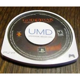 Juego Psp Umd God Of War Chains Of Olympus