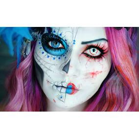 Oferta Pupilentes Halloween Carnival Modelos A Elegir Lentes