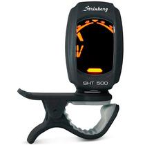 Afinador Digital Clip Violao Guitarra Strinberg Sht500