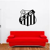 8f99f14388 Adesivo Do Peixe Santos Futebol Com Fundo 48cmx47cm Parede