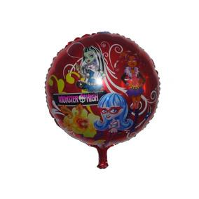 Balão Da Monster High (pacote Com 12 Unidades)