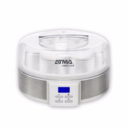 Atma Yogurtera Ym3010e Digital 7 Jarros Vidrio C/recetario