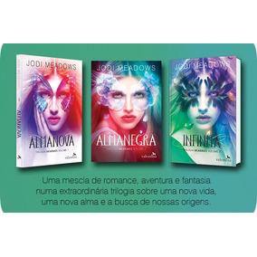 Trilogia Incarnate Almanova + Almanegra + Infinita