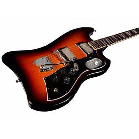 Guitarra Electrica Guild S-200 T-bird Sunburst - Oddity