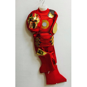 Disfraz Niño Traje Iron Man $ 20.000