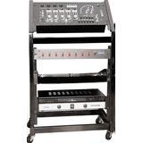Rack Para Mezcladores ,planta Y Amplificadores