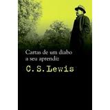 Livro Cartas De Um Diabo A Seu Aprendiz C. S. Lewis