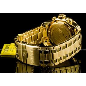 696ba35a2f2 Relogio Invicta Modelo 100 - Relógios De Pulso no Mercado Livre Brasil