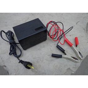 Cargador De Bateria De Auto Moto O Gel 12v 5ah Super Oferta