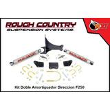 Kit Doble Amortiguador Direccion F-250 Y F350 Super Duty Ro