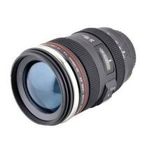 Caneca Termica Lente Canon Camera Melhor Custo X Benef
