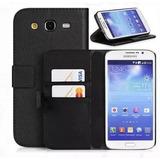 Capa Case Galaxy S3 I9300 I9305 Duos Carteira + Pelicula