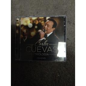 Cd Mas Dvd Carlos Cuevas