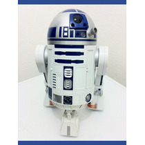 Star Wars R2d2 Interativo Hasbro C3po Darth Vader - 42cm