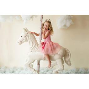 Cavalo De Carrossel Para Fotografo