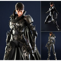 Superman Man Of Steel Faora Play Arts Kai Square Enix